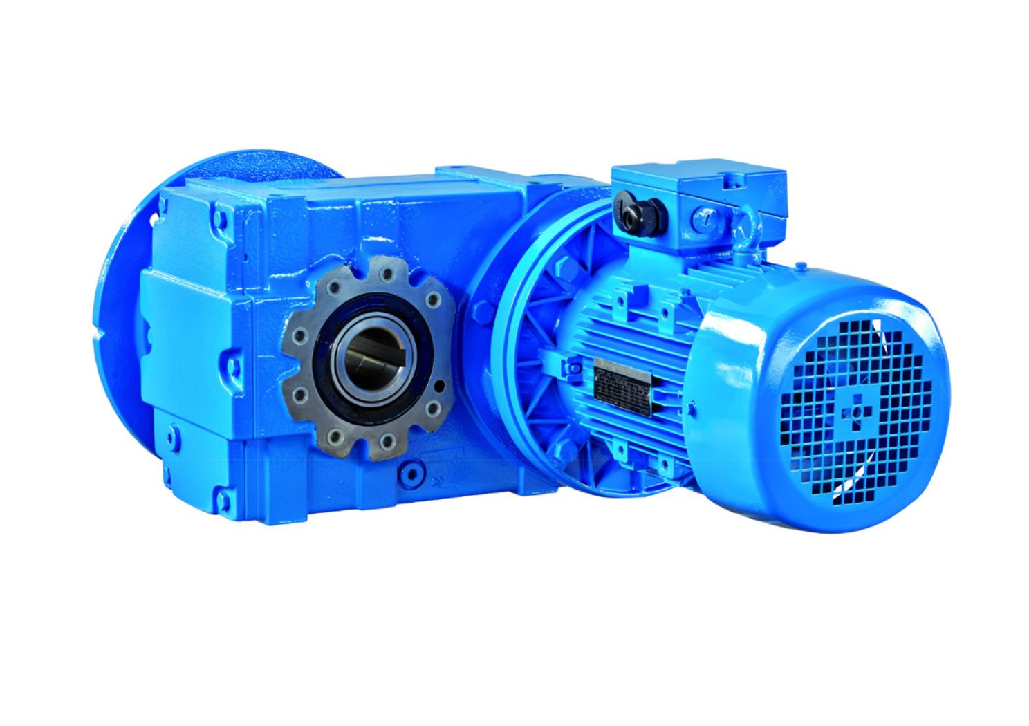 Geared-Motor