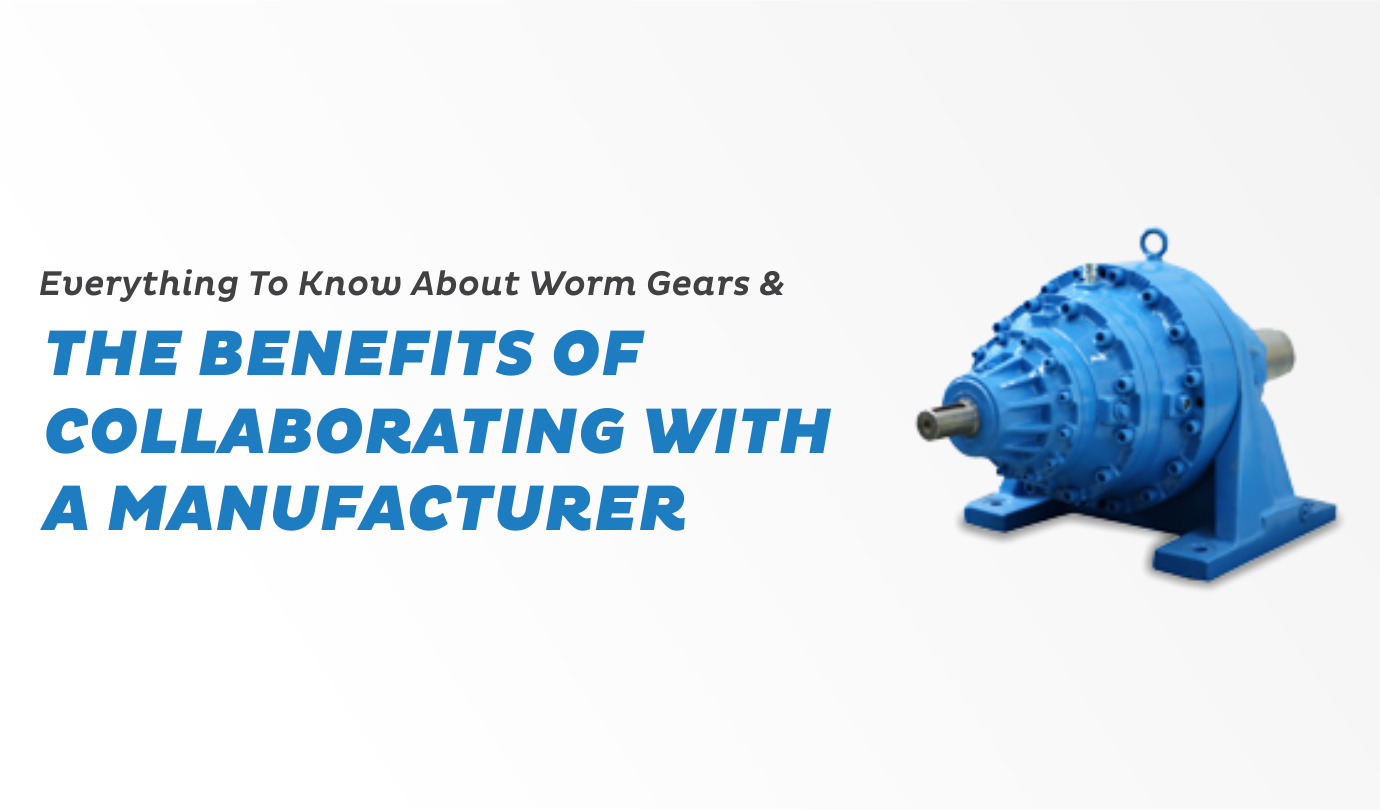 worm gearbox manufacturer