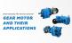 Geared Motors Applications | Premium Transmission